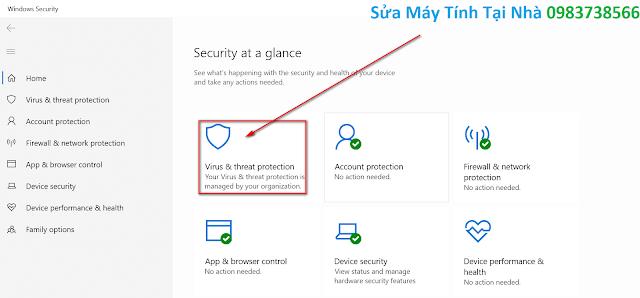 Tắt Windows Defender trong Windows 10 chuẩn 100%