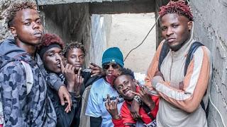 """SEKETXE abandona vida do crime e dedica-se ao """"Rap Cia"""" um estilo criado por eles"""