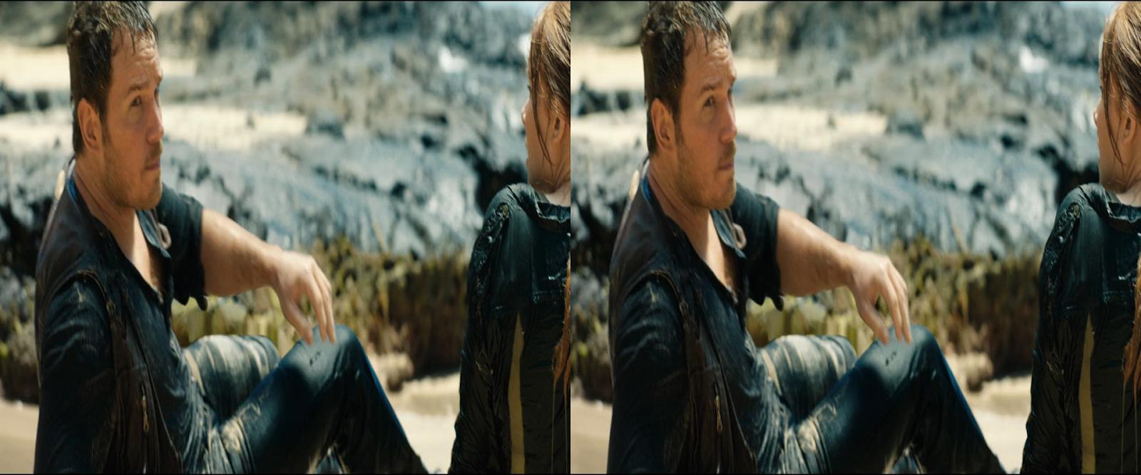 Jurassic World: El Reino Caído (2018) 3D SBS 1080p Latino-Ingles captura 4