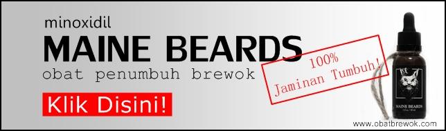 Maine Beards Penumbuh Brewok