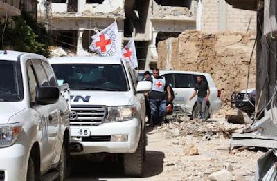 منظمات سورية الامم المتحدة منحازة