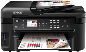 Download Epson WorkForce WF-3520DWF drivers
