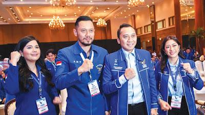 Pemerintah Tolak  Demokrat KLB Deli Serdang, AHY Puji Jokowi Kubu Moeldoko Legawa