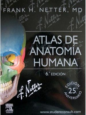 Atlas De Anatomia Humana Netter - 6a Edicion