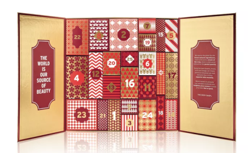 kosmeticky adventni kalendar THE WORLD OF MAKEUP: KOSMETICKÉ ADVENTNÍ KALENDÁŘE 2016 kosmeticky adventni kalendar