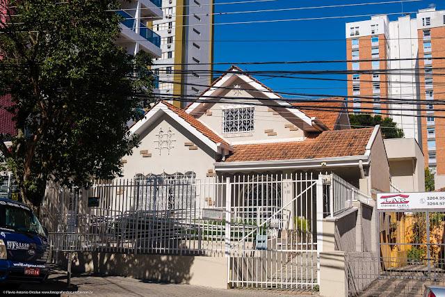 Casa na Rua Conselheiro Aráujo - detalhes