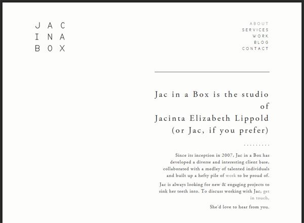 JAC& - Desain Web Keren
