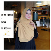 SALWA KHIMAR HONEY