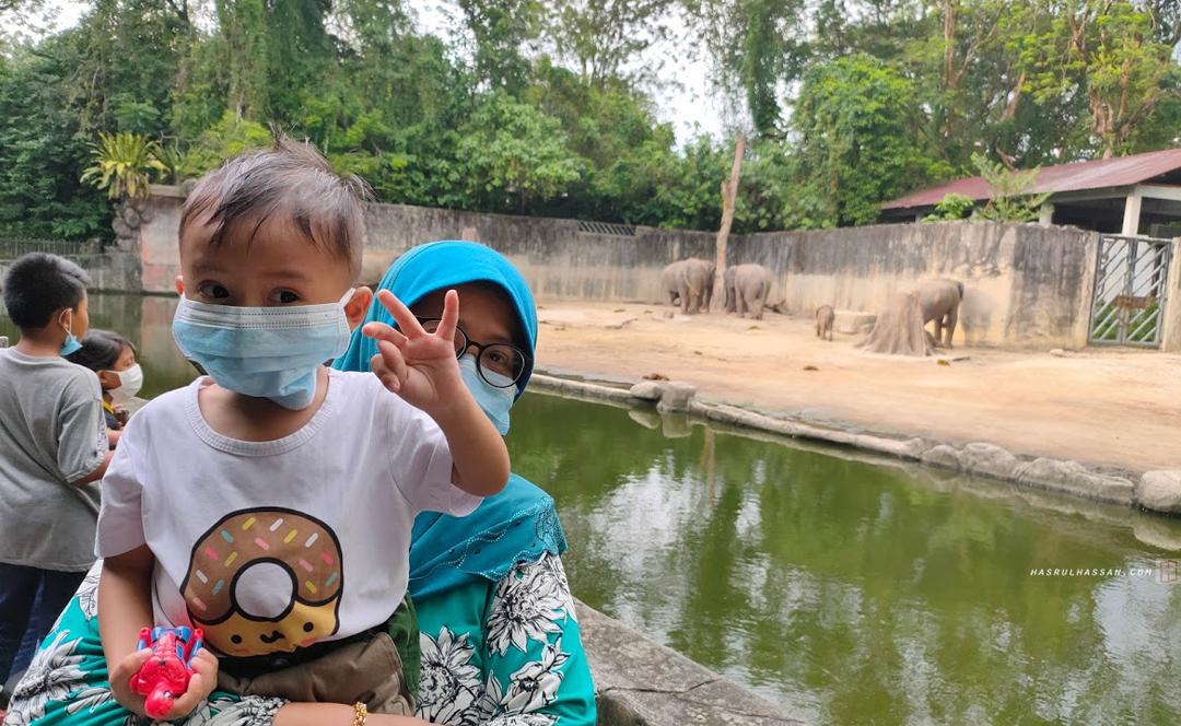 Melawat Zoo Taiping Waktu PKPP