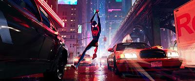 Spider-Man: Into the Spider-Verse 2018 movie poster Miles Morales Spiderman Shameik Moore