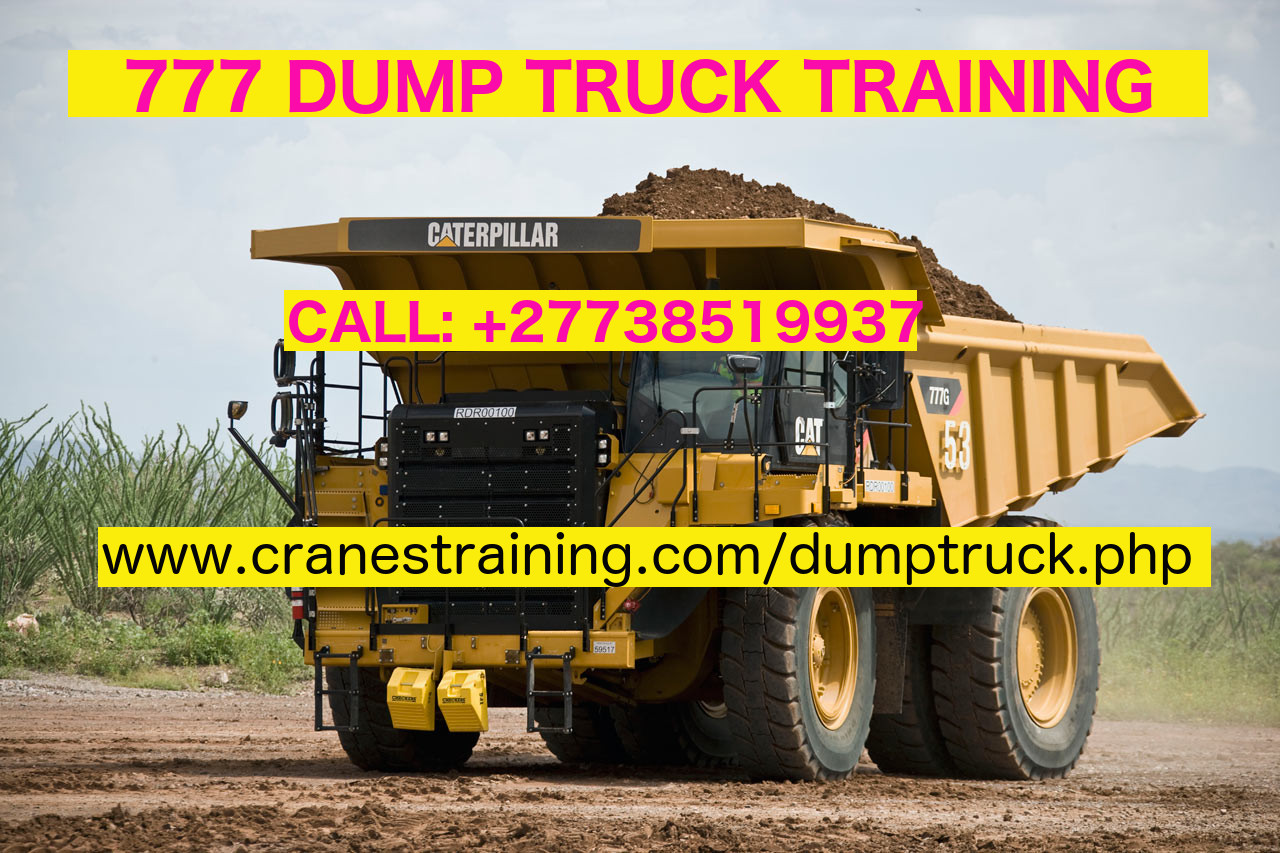 Tipper truck training course price R4500 and takes 7 days After the dump  truck training classes a student is awarded a dump truck certification and  license