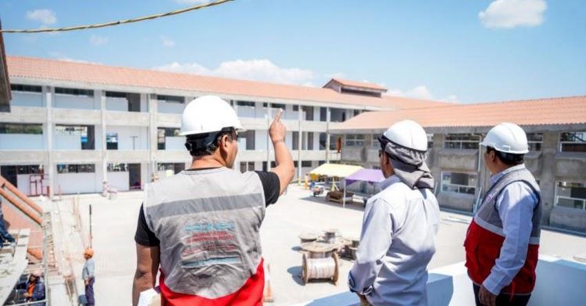 PRONIED brinda asistencia técnica para ejecutar proyectos por S/ 1,700 millones - www.pronied.gob.pe