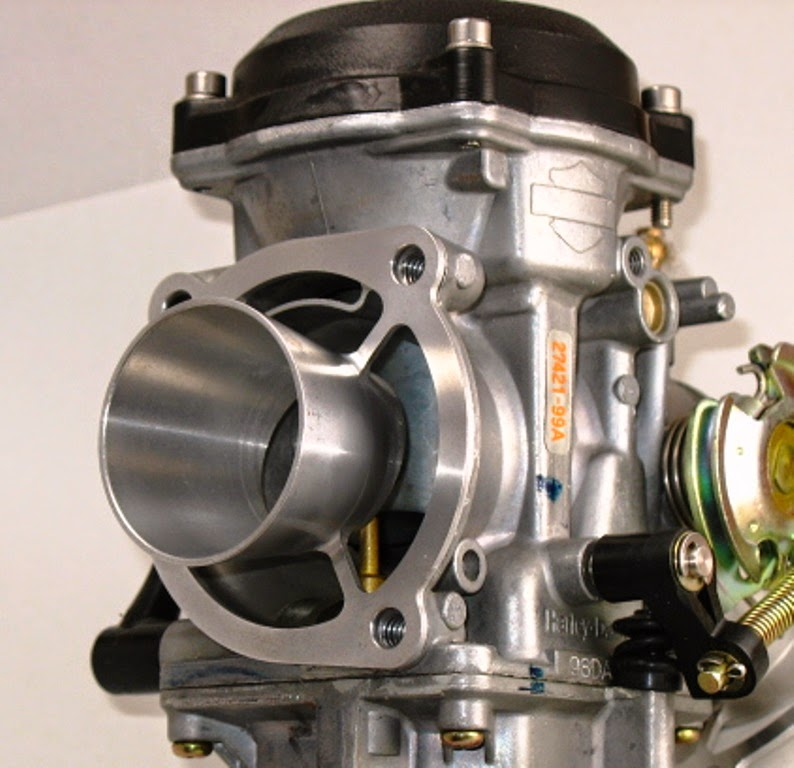 V-Twin News: CV Performance Premium Harley Carb Tuners Kit