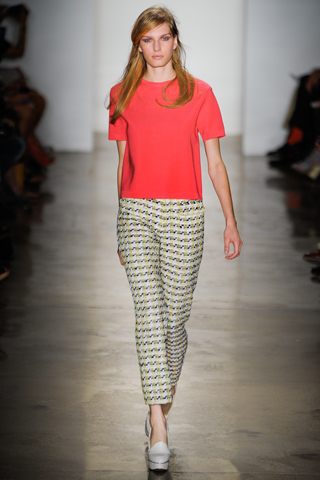 Toya's Tales Spring 2012 Ready to Wear: Highlights from the Peter Som Show