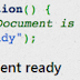 What is $(document).ready() function? Why we use it?