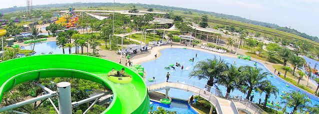 gowet waterpark Bekasi