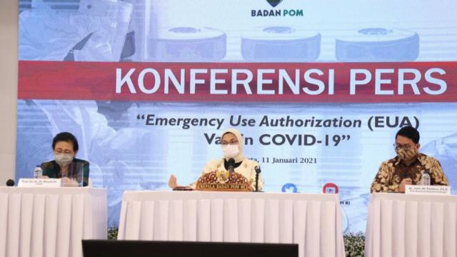 Nah Lho! Indonesia Diminta Tak Boleh Gugat Kalau Vaksin Corona Punya Efek Membahayakan