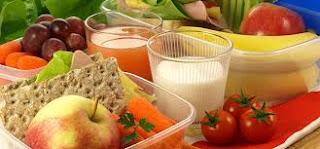 المكونات اللازمة لتجهيز وجبات صحية لللرياضيين وأصحاب الحميات الصحية