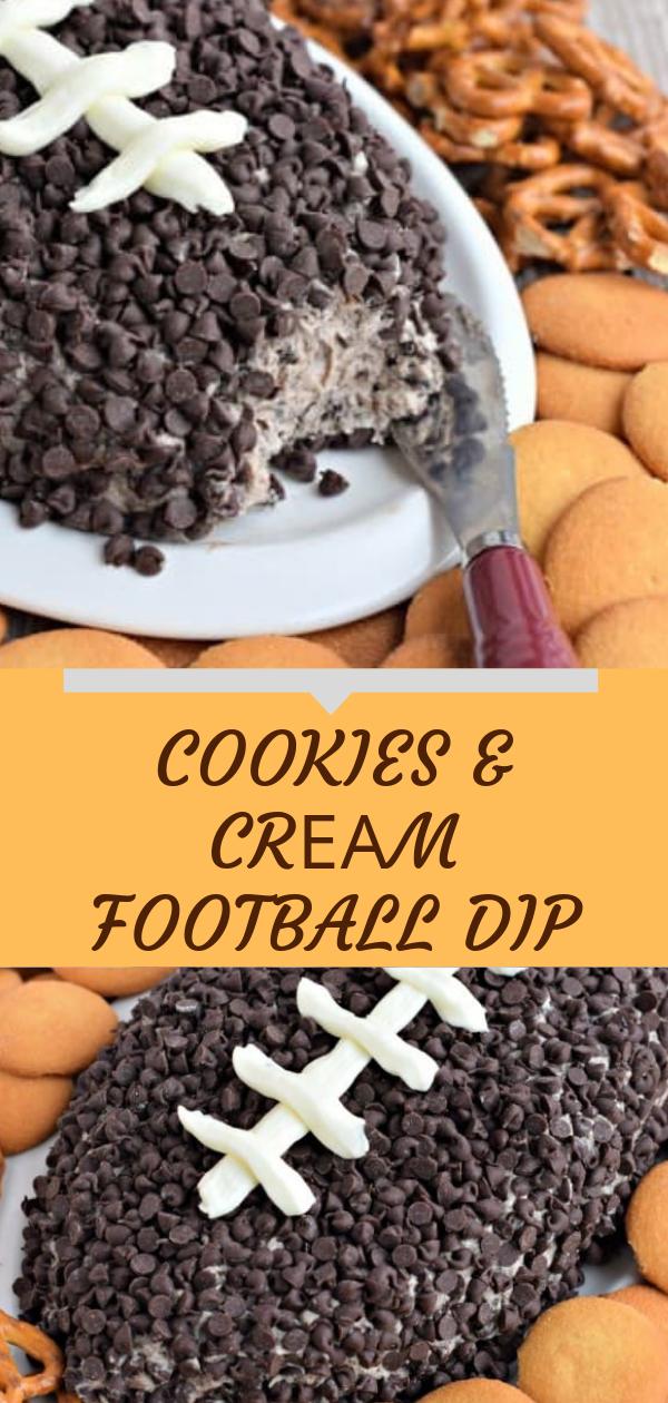 Cookies & Crеаm Football Dip