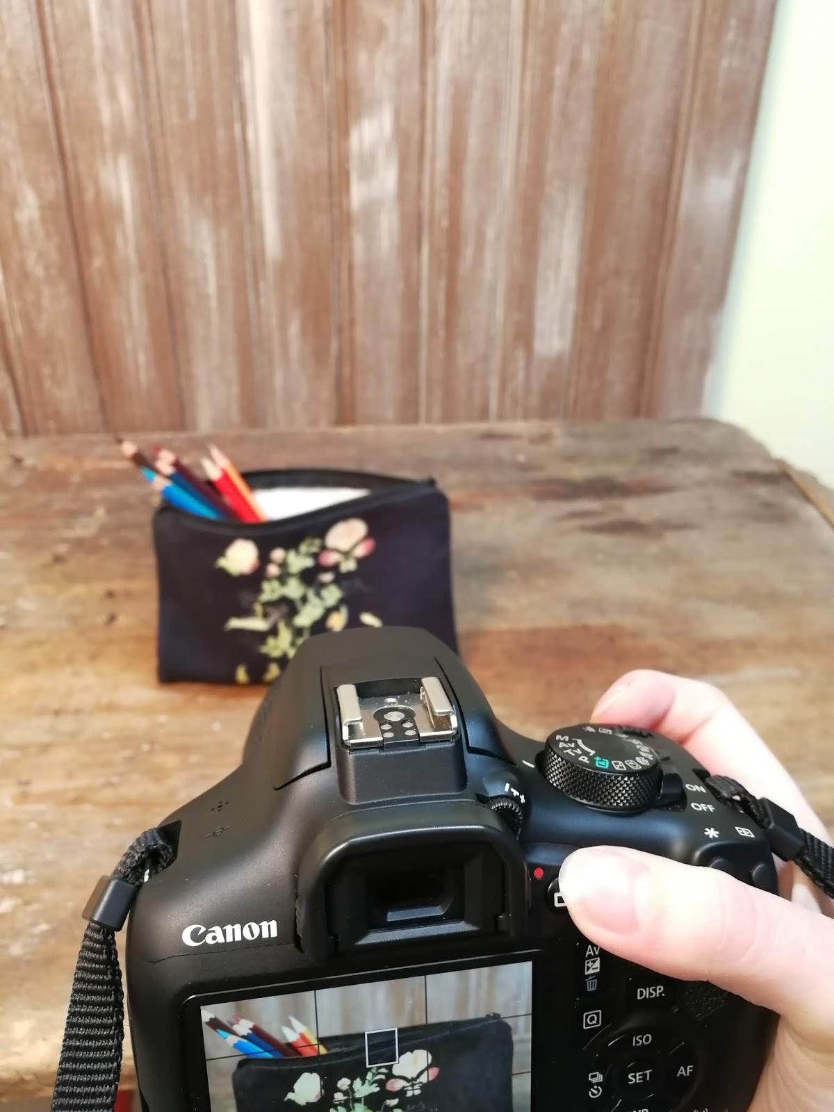 valokuvaus tausta kamera