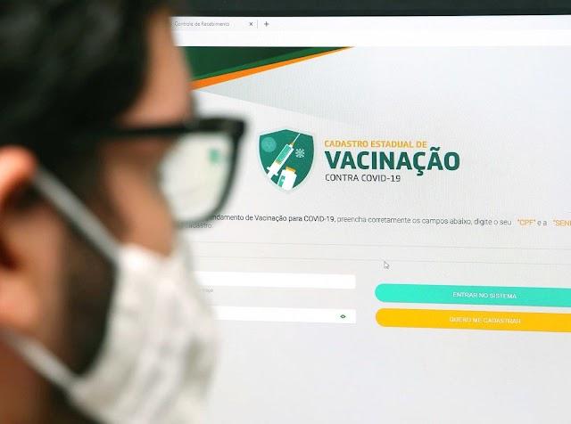 Ceará começa a cadastrar pessoas de 12 a 17 anos para vacinação contra a Covid-19