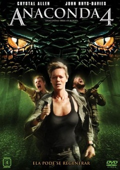 Anaconda 4 - Rastro de Sangue Filme Torrent Download