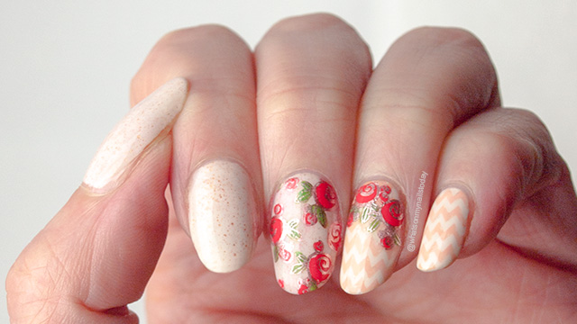 What's on my nails today?: Friday triad: inspired by