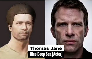 Blue Deep Sea movie actor