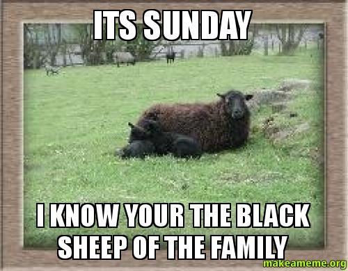 its Sunday funny memes