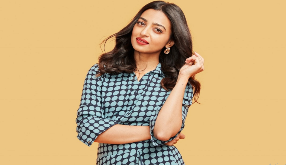 Radhika Apte finishes filming for 'Forensic'