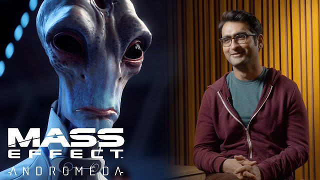 Mass Effect Andromeda ZonaHype