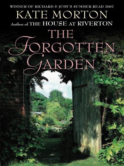 El Jardin Olvidado De Kate Morton Carmen Y Amig S