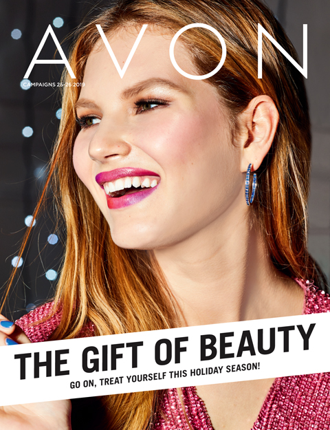 AVON FLYER CAMPAIGN 25 & 26 2019 - The Gift Of Beauty