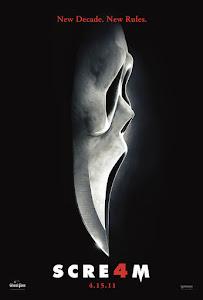 Scream 4 Poster
