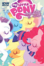 My Little Pony Friendship is Magic #27 Comic Cover Retailer Incentive Variant