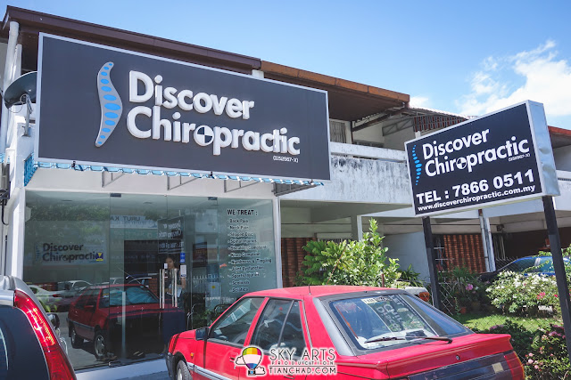 Gonstead Chiropractor @ Discover Chiropractic SS2