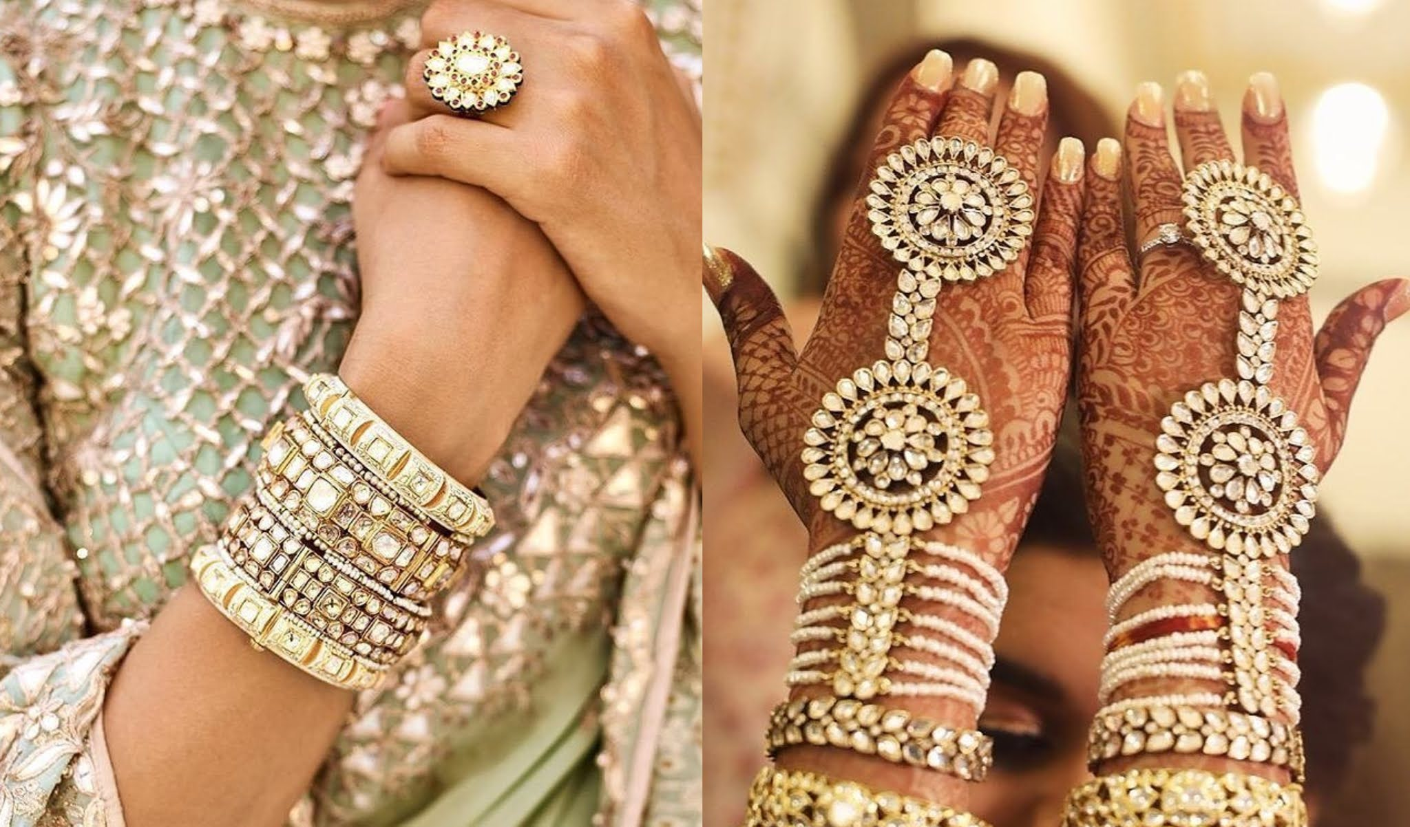 Most Stylish Bangles for Bride