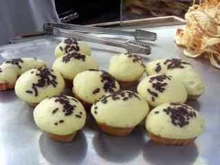 Resep Kue Cubit Abang-Abang 8% Empuk Terbaru
