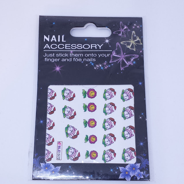 Born Pretty Store Water Decals #10265