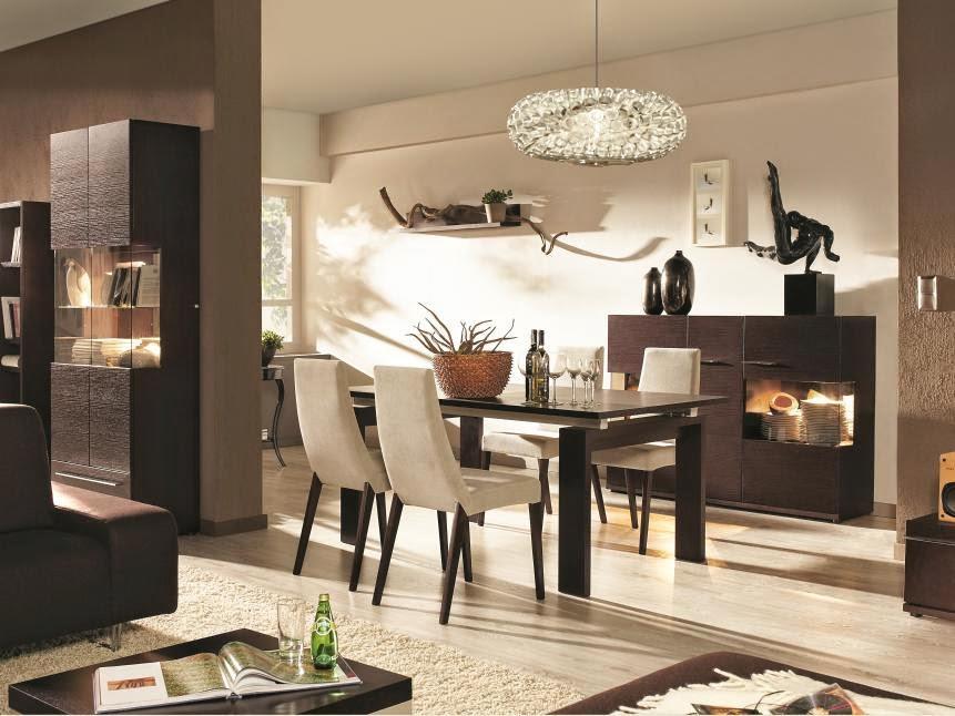 D coration et bricolage salles manger modernes Decoration salle a manger