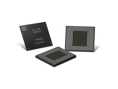 10nm 16Gb LPDDR4X mobile DRAM