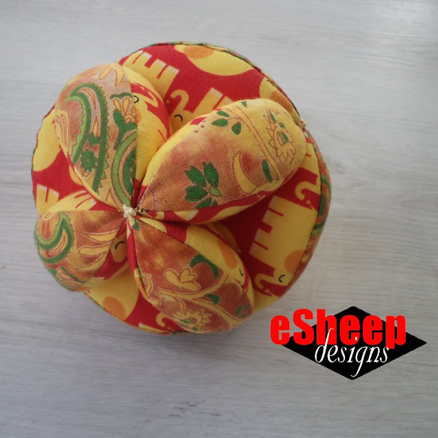 Pandemic Puzzle Ball by eSheep Designs