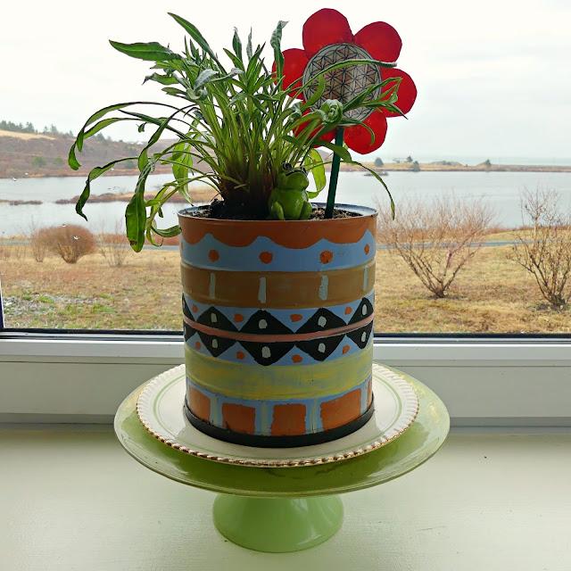 Minaz Jantz designed Pots & Plant Stickers