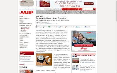 AARP article