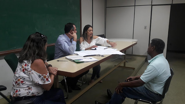 Reunião discute ampliação do Centro de Trauma do HRL