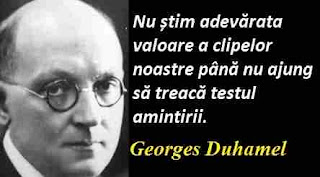 Maxima zilei: 30 iunie - Georges Duhamel
