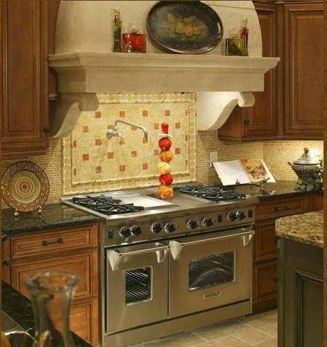 المجموعه الثانيه من موديلات وديكورات وصور المطابخ Kitchens