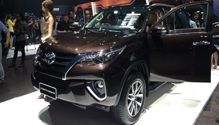 Eksterior All New Fortuner