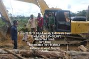 Tim Gabungan Amankan Alat Berat dari Hutan Produksi di Aceh Singkil