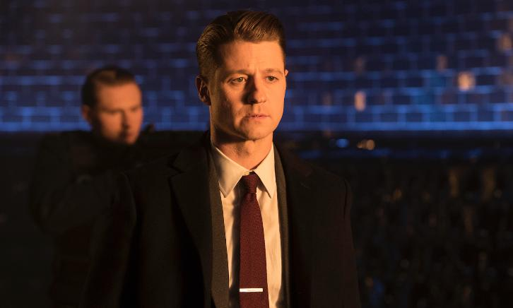 Gotham - Episode 4.11 - Queen Takes Knight - Promo, Promotional Photos & Press Release